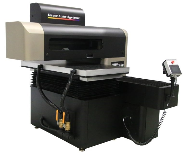 Direct Color Systems 7200z DTS Printer