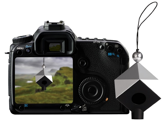 SpyderCube camera solution