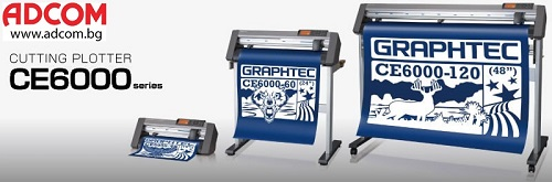 Graphtec CE6000 Cutting Plotters logo