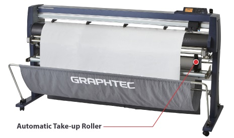 Graphtec FC9000 Automatic Take-up Roller