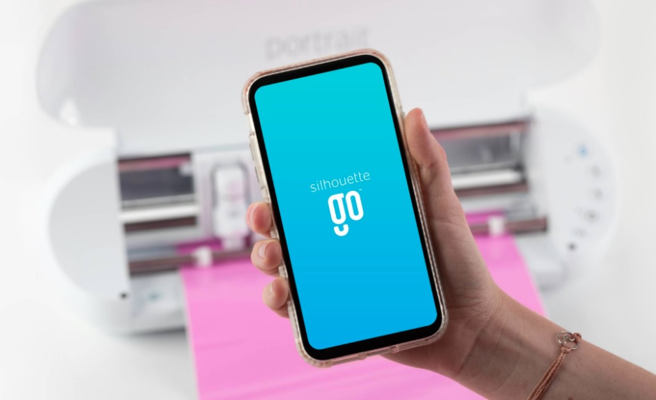 Silhouette GO mobile app
