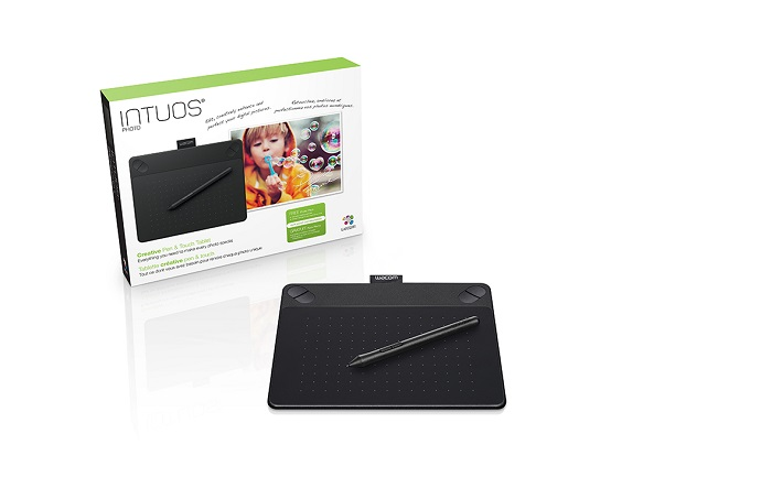 Intuos Photo CTH490K