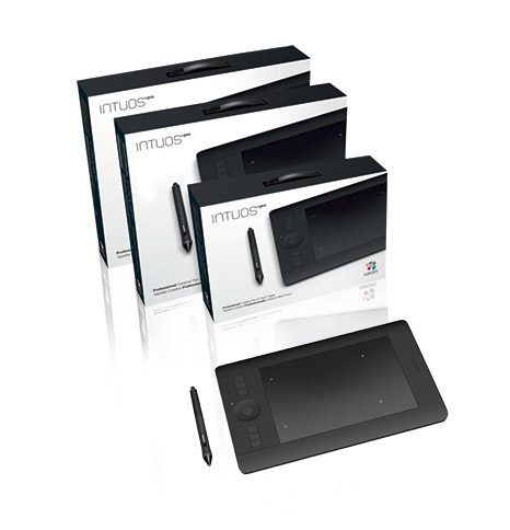Intuos Pro family