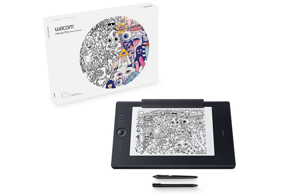 Wacom intuos pro overview gallery g13