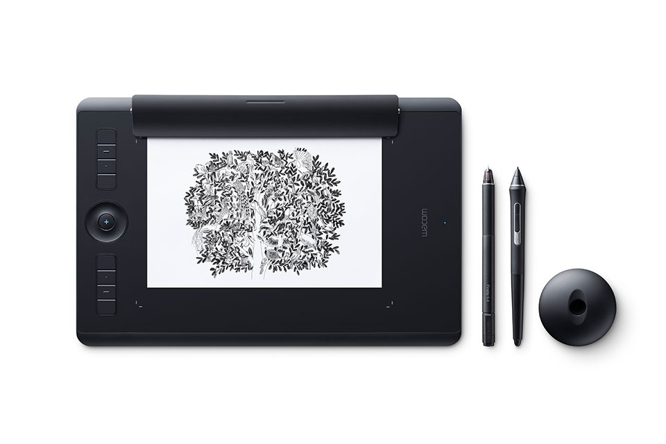 Wacom intuos pro overview gallery g2