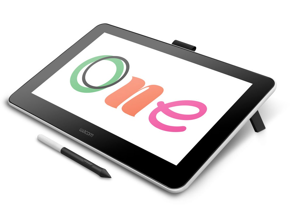Wacom One Creative Pen Display 1
