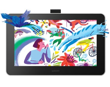 Wacom One Creative Pen Display 8
