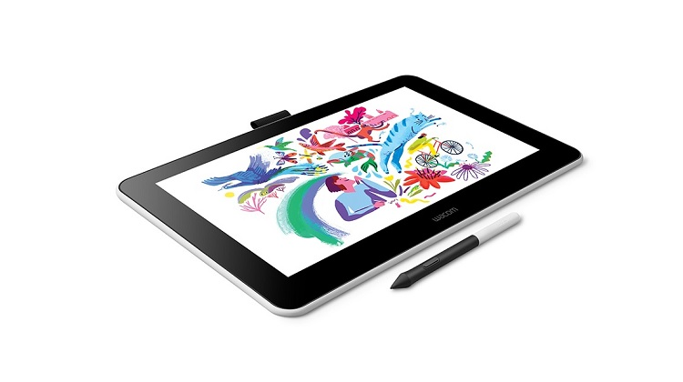 Wacom One Creative Pen Display news