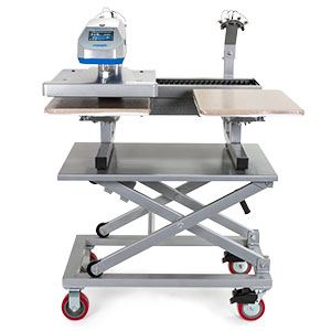 Stahls heat-printing-equipment-cart 300