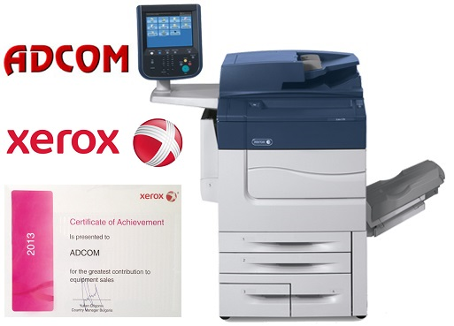 Adcom August 2015 Product Xerox Color c60